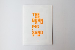 The Burning Sand Vol III