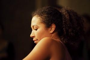 Ashanti Harris performing at The Glasgow Weekend (2013)
