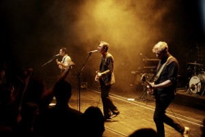 Franz Ferdinand on stage at The Glasgow Weekend (2013)