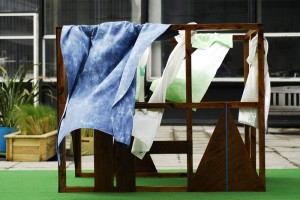 Corin Sworn, Tent City (2010) Dialogue of Hands (2010)